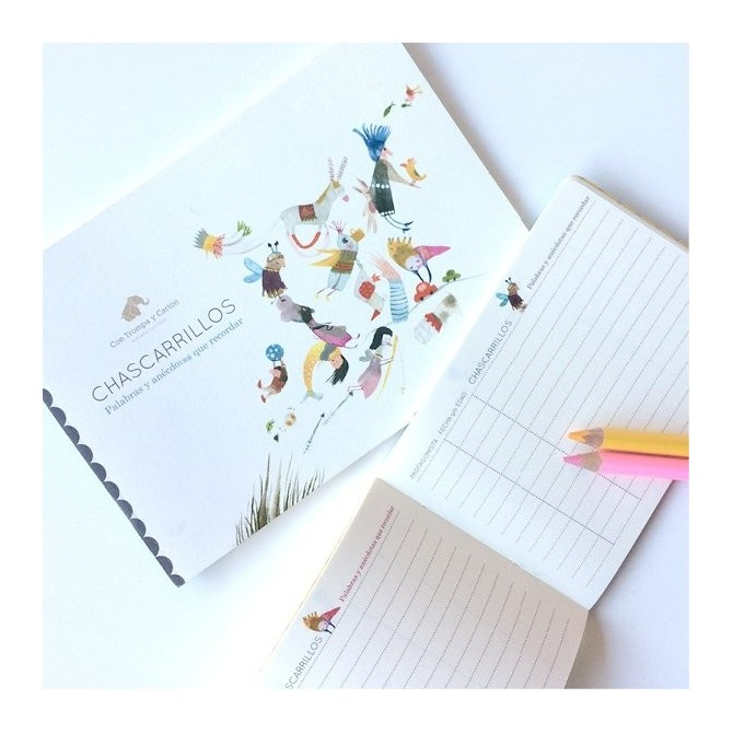 Cuaderno chascarrillos