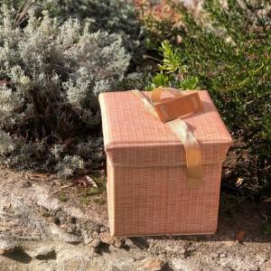 Bolsa nevera asiento picnic