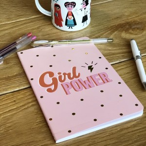 Cuaderno Girl Power