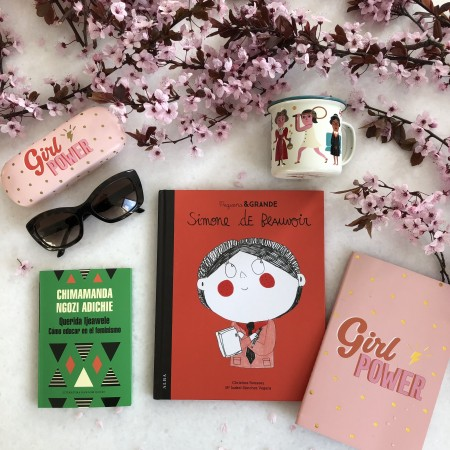 Funda gafas Girl Power