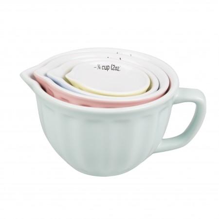 Tazas de medidas para recetas CUPS