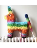 Piñata burro mexicana