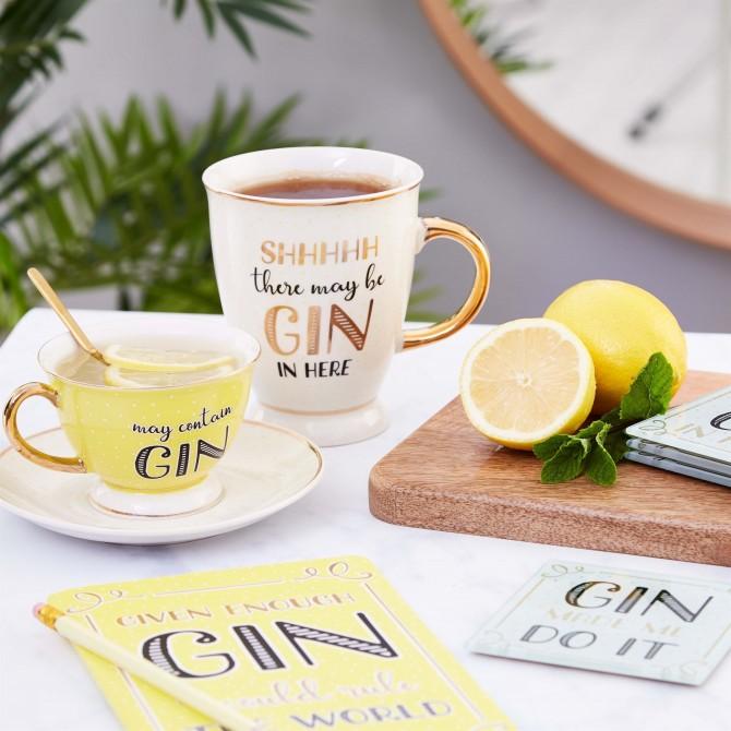 Taza de té GIN
