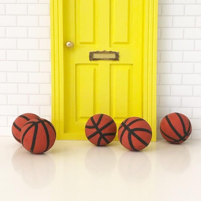 Pelota baloncesto Ratoncito Pérez