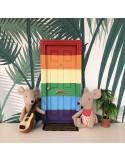 *Puerta Ratoncito Pérez Orgullo Gay