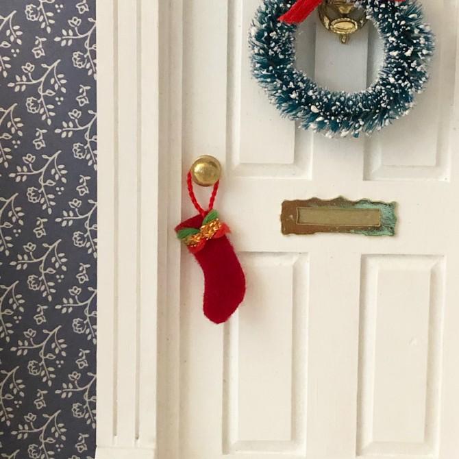 Calcetín de Navidad ratoncito Pérez