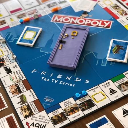 Monopoly Friends en Castellano
