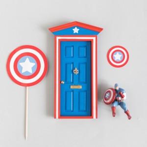 Puerta Ratoncito Capitán...