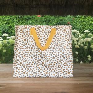 Bolsa almacenaje leopardo
