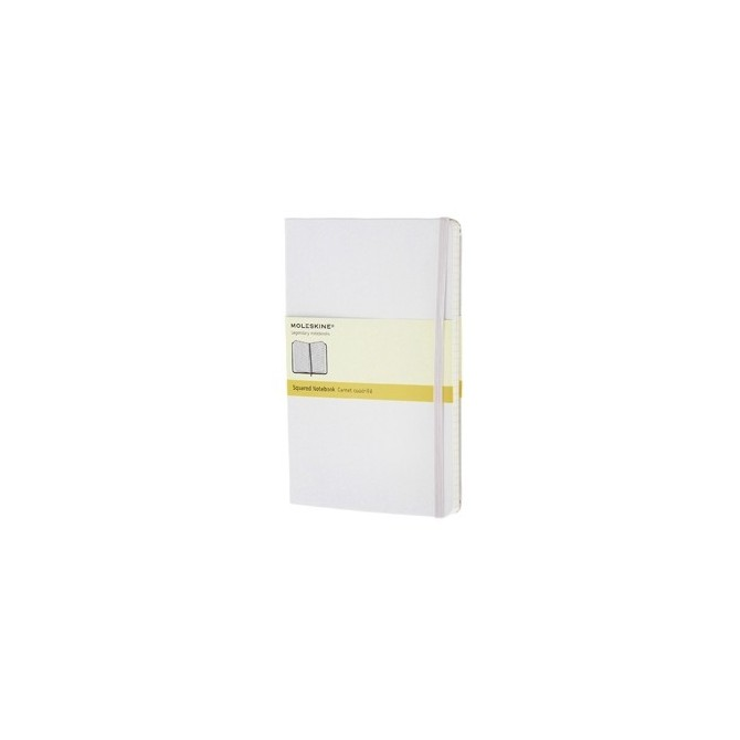 Oui Oui-Cuaderno Moleskine Blanco cuadriculado