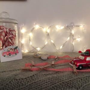 Oui Oui-Navidad 2015-navidad con luces-ciervos y rojos (5)