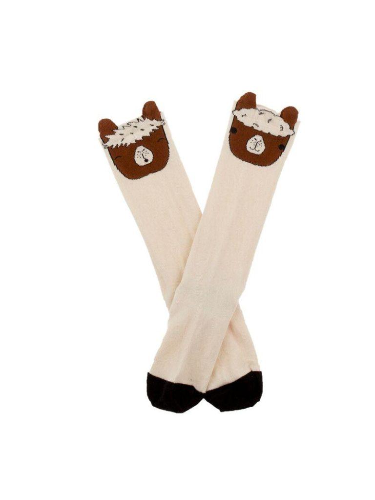 Oui Oui-calcetines llama-tendencia llama-coleccion llama tinycottons